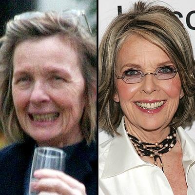 Sharon Stone No Makeup Famosas sin Maquillage...