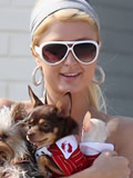 Dieta Hollywood: Paris Hilton